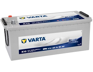 Varta Promotive Blue K10